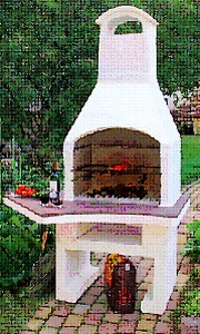 Печь «Гурман-1»